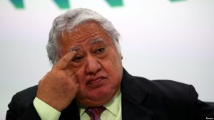 """""""หนีไปให้ไกลจาก OneCoin"""" กล่าวโดยนายกรัฐมนตรีของประเทศ Samoa"""