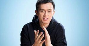 """นาย Changpeng Zhao กล่าว """"ทุกคนจะอยู่ในคริปโต เป็นสิ่งที่หลีกเลี่ยงไม่ได้"""""""