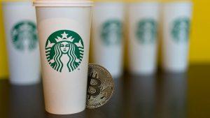 Starbucks ต้องการให้ลูกค้าซื้อกาแฟด้วย Bitcoin แต่กฎหมายภาษีไม่เอื้ออำนวย