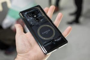 โทรศัพท์มือถือ Blockchain ระดับโลกของ HTC ประกาศรองรับเหรียญ Bitcoin Cash แล้ว