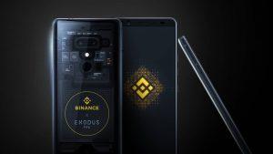 HTC ประกาศจับมือ Binance เปิดตัวโทรศัพท์มือถือ Blockchain นาม Exodus 1 – Binance Edition แล้ว