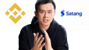 ผู้ก่อตั้งเว็บเทรดคริปโต Binance ประกาศรองรับเงินบาทแล้ว ซื้อ Bitcoin ผ่าน Satang ได้