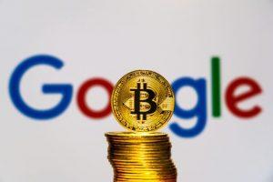 คำค้นหา Bitcoin บน Google เพิ่มขึ้นอย่างรุนแรง หลังราคาพุ่งทะลุ 10,000 ดอลลาร์