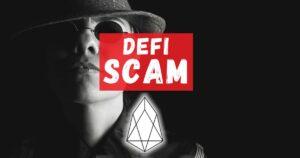 ผู้เชี่ยวชาญเตือนนักลงทุน DeFi ระวังโปรเจคหลอกลวง หอบเงินหนี 600 ล้านบาท