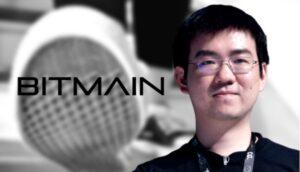 Jihan Wu ช่วงชิงตำแหน่งคืนจาก Bitmain มาได้หวังช่วยฟื้นฟูบริษัทในช่วงขาลง
