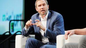 CEO ของ Ripple เผยถึงสาเหตุที่เขาไม่กังวลว่าเหรียญคริปโตของธนาคารทั่วโลกจะมาเป็นคู่แข่ง XRP