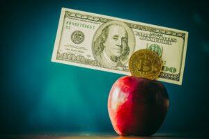 ขนาดมูลค่าตลาดของตลาดหุ้น Apple ชี้ให้เห็นว่าตลาด Cryptocurrency นั้นมีขนาดที่เล็กมาก